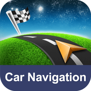 Sygic Car Navigation (MirrorLink)