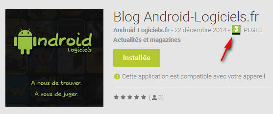 PEGGI Google Play