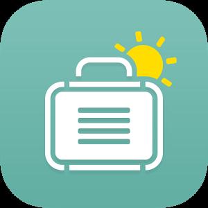 PackPoint Packing List (préparation de vos valises)