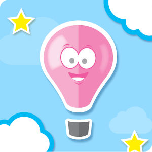 Up The Balloon – Flap & Touch