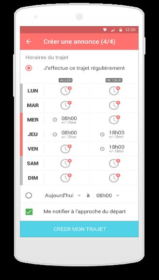 Lyon Métropole – Testez le covoiturage en temps réel avec Flexicov