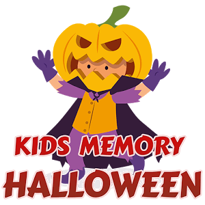 Kids Memory Halloween