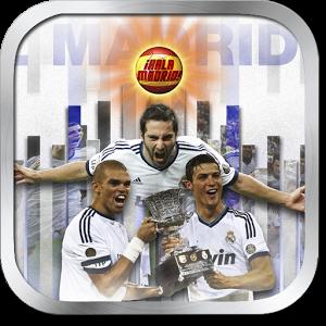 Real Madrid – Fond d'écran animé
