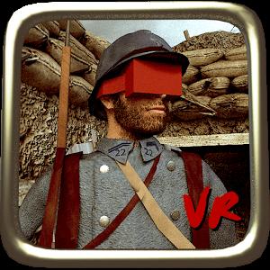 Au coeur de la tranchée, en réalité virtuelle
