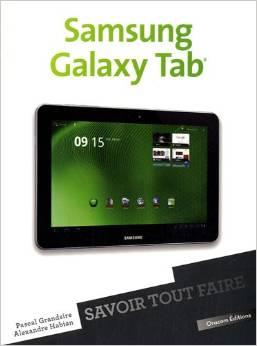 Samsung Galaxy Tab Broché