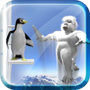 Penguin Cliff Climb