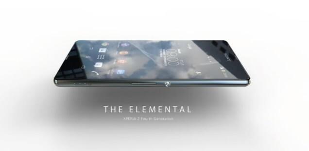 Le Sony Xperia Z4 dévoilé par la cyber attaque de Sony