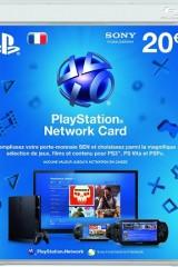 psn-card-20-euros-france