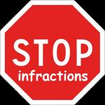 Stop Infractions