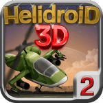 Helidroid 2 : 3D RC Hélicoptère