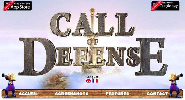 Call Of Defense