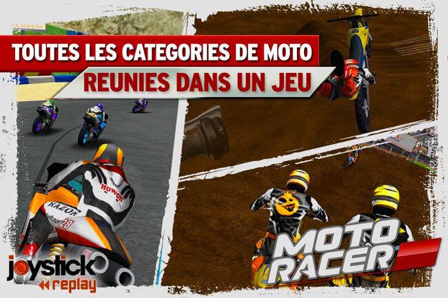 Enfilez votre casque et mettez les gaz avec la nouvelle version de Moto Racer sur Android
