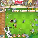 Astérix défend la potion magique sur Smartphones et Tablettes