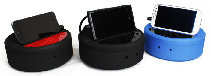 SmartBot, le robot Smartphone