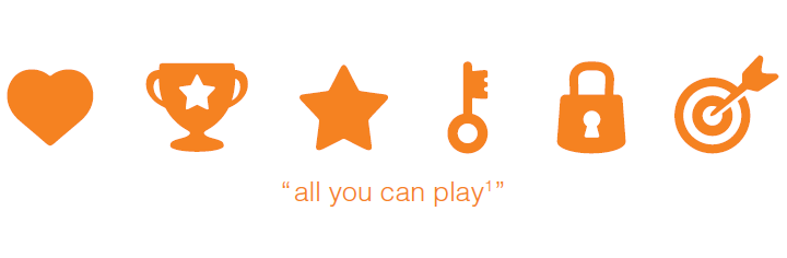 all you can play