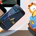 Garfield et sa bande font chauffer la gomme dans le jeu de courses déjanté « Garfield Kart »