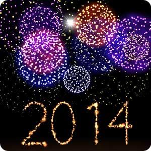 Nouvel An Feux d'artifice
