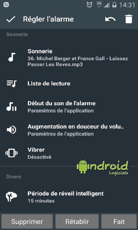 Sleep as Android