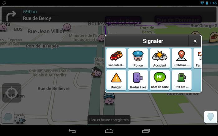 Waze l'application idéale pour les déplacement pendant les fêtes de fin d'année