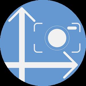 Prenez une photo, ajoutez les points-clés et laissez à l'application le soin d'estimer n'importe quelle coordonnée à l'écran.