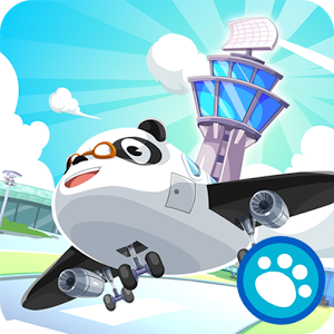 Du contrôle de sécurité à l'atterrissage d'avion, retrouvez dans la version complète de Dr. Panda Aéroport, plus de 10 mini-jeux amusants.