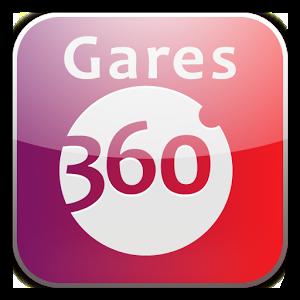 Gares360 est une application de visites virtuelles guidées dans les principales gares françaises.