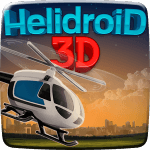 Helidroid 3D Helicoptere