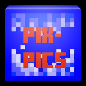 Le principe de PixPics est simple, cliquez sur une image pour la dépixeliser, et trouvez le mot auquel elle correspond.