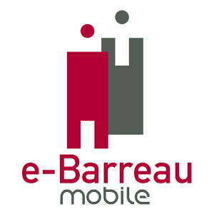 L'application e-Barreau Mobile permet à l'ensemble des avocats français inscrits à la communication électronique d'accéder aux informations disponibles sur le palais virtuel e-Barreau.
