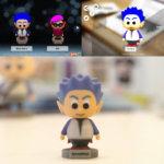 Un million de joueurs de GraalOnline peuvent maintenant imprimer leurs héros en 3D avec FabZat