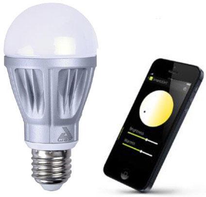 AwoX met de la couleur dans votre quotidien avec sa gamme d'ampoules AwoX SmartLIGHT