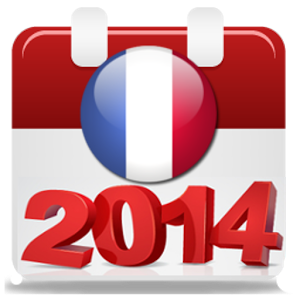 Calendrier FR 2014