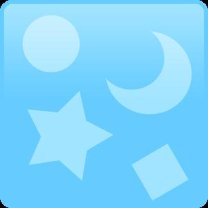 Formes et couleurs Plus réunit 2 jeux éducatifs en français pour votre enfant. Le but du jeu est de retrouver une forme parmi les trois proposées au hasard.