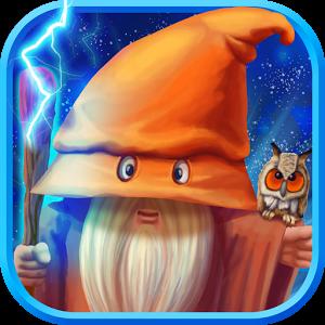 Formez votre équipe de mages et réussissez plus de 100 niveaux dans le monde surprenant de Mana Crusher !