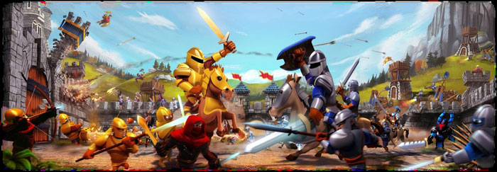 Microïds Games For All annonce la sortie de «The Wall : Medieval Heroes» sur Android