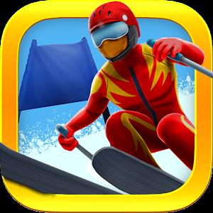Chaussez vos skis et tentez de remporter la médaille d'or dans cette simulation de ski gratuite complètement en 3D !
