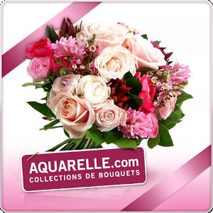 Avec Aquarelle, jouez et gagnez des promotions. Tentez votre chance pour remporter chaque jour un bouquet gratuit. Offrez des fleurs en toute simplicité.