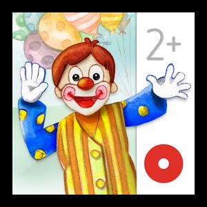 Trois jolis décors, colorés et dessinés à la main, mettent en scène le cirque avec sa ménagerie, ses artistes et son public.