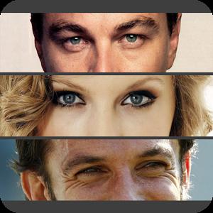 Serez-vous en mesure de reconnaître des personnes célèbres en ne voyant uniquement que leurs yeux ?