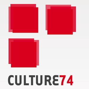 L'application culture74 présente l'agenda des événements initiés ou soutenus par le département de la Haute-Savoie.
