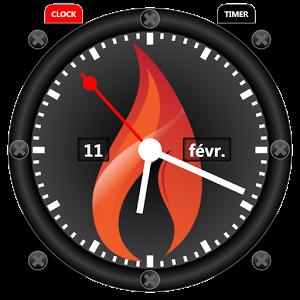 Cette application, développée avec Embarcadero Delphi XE5, vous propose une horloge intégrant une fonction Timer.