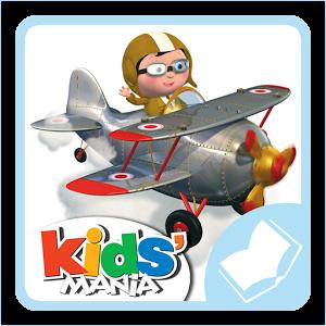 """Tirée de la célèbre collection """"P'tit Garçon"""", l'application """"L'avion de Gaston"""" permet aux enfants de découvrir le pilotage aérien de façon ludique grâce à une amusante histoire interactive."""
