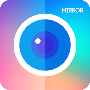 Cette application vous permettra d'ajouter facilement un rapidement un effet miroir sur vos photos prises avec votre appareil et/ou stockées dans votre galerie.