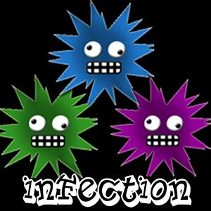 Voici un petit jeu sans prétention dans lequel vous pourrez vous amuser à tester vos réflexes. Eliminez les virus... avant qu'ils ne vous éliminent !