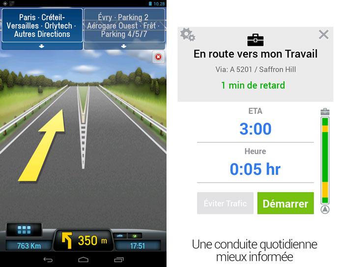 CommuteMe : CoPilot réduit la durée des trajets quotidiens