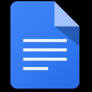 Avec l'application Google Docs, créez des documents et travaillez dessus à plusieurs depuis un Smartphone ou une Tablette Android.