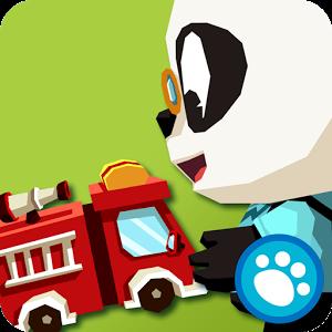 Dans ce jeu interactif, les enfants auront tout le loisir de faire marcher, ou plutôt rouler, leur imagination. Ils pourront conduire différents véhicules dans deux villes, explorer les routes, et découvrir des surprises cachées.