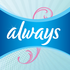 Créée pour vous, les femmes, cette application vous permettra de calculer la date de vos prochaines règles, d'obtenir les réponses à toutes vos questions ou encore d'accéder à la gamme de produits distribués par la marque Always.