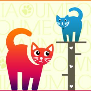 Vous souhaitez envoyer un petit mot doux ? Un message à faire passer ? Les occasions pour s'exprimer et/ou faire plaisir sont nombreuses. Et pourquoi pas le dire avec des chats !