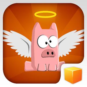 Ce n'est pas un secret, les cochons ne peuvent pas voler. Mais chez Bulkypix, si. Dans ce jeu proposant 80 niveaux, vous devrez aider un cochon à s'échapper de l'enfer en évitant tous les dangers et les monstres qui l'attendent.